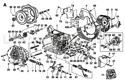 Picture for category CRANKCASE/ FLANGING/ CONTROLS/ OIL DIPSTICK/ OIL PUMP/ COOLING PANELS/ RECOIL/ GASKET SET