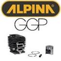 Immagine per la categoria Cilindri pistoni Alpina GGP