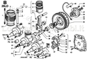 Picture for category CONN.ROD/ PISTON SET/ CYLINDER/ CRANKSHAFT/ FLYWHEEL/ START.PULLEY