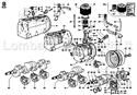 Picture for category CONN.ROD/ PISTON/ CYLINDER/ CRANKSHFT/ FLYWHEEL/ CRANKCASE/ FLANGING/ MOUNTS/ BREATHER