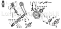 Picture for category CONN.ROD/ PISTON/ CRANKSHAFT/ FLYWHEEL/ IGNITION
