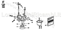 Picture of CARBURETOR SPARE PARTS