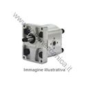 Picture of Pompa ad ingranaggi gruppo 2  80964Codice OEM 8280040,5129478,5179730,5179729 - VERSIONE STANDARD - ALBERO CONICO - 11,4 cm3, sinistra