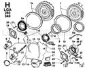 Immagine per la categoria H - AVVIAMENTO ELETTRICO (optional)