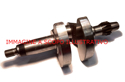 Immagine di  Albero motore per Lombardini Intermotor LA 250 versione standard